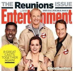Ghostbusters Reunite